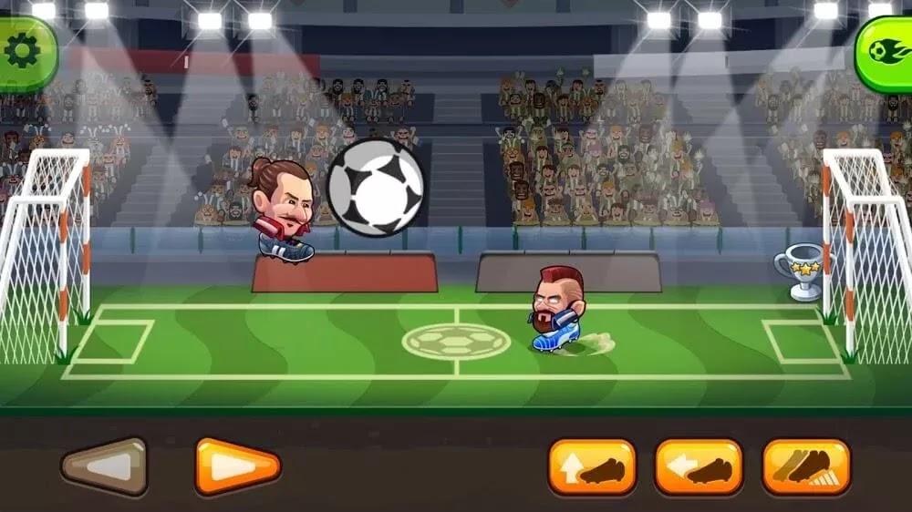 Head Ball 2 – Online Soccer Game (MOD, Menu Easy Win)