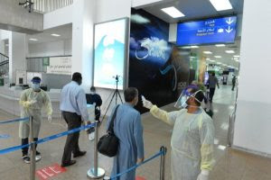 Kerajaan Arab Saudi kembali buka Penerbangan Internasional