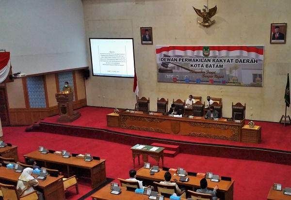 Ranperda Penyelenggaraan Perpustakaan Jadi Perda, Disetujui 36 Anggota DPRD Batam