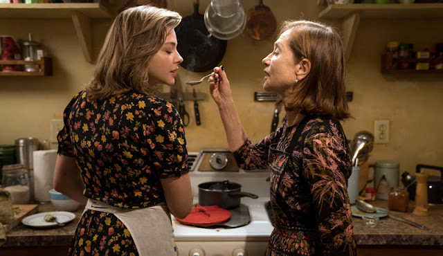 La Viuda (Greta) thriller psicológico de Neil Jordan con Isabelle Huppert