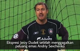 jerzy dudek Kiper Liverpool 2005