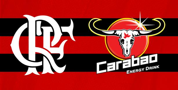 7f73c716e2 Patrocinador ganha mais espaço na camisa do Flamengo - Show de Camisas