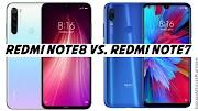 Redminote8 vs Redminote7| इन 4 कारणों से Note8 Note7 से है बेहतर.....| in hindi