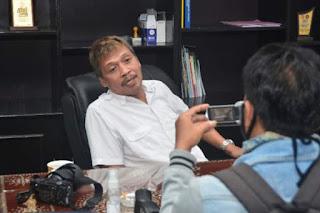 Plt. Kabag Humas dan Protokol Pemkab Lombok Barat, Saiful Ahkam