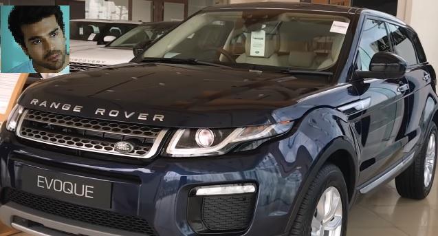 celebrity, ram charan, range rover