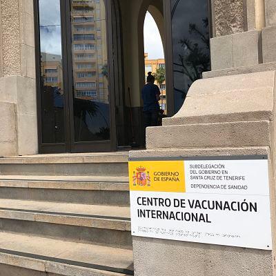 CENTRO DE VACUNACION INTERNACIONAL TENERIFE
