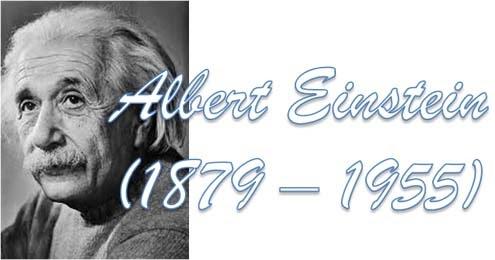 ALBERT EINSTEIN Ilmuwan Fisika paling terkenal sepanjang