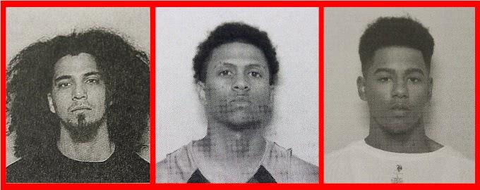 """Tres pandilleros de """"Los Trinitarios"""" acusados por intentos de asesinatos en Massachusetts"""