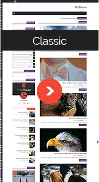 Surface - Responsive Magazine Blogger Theme - 25