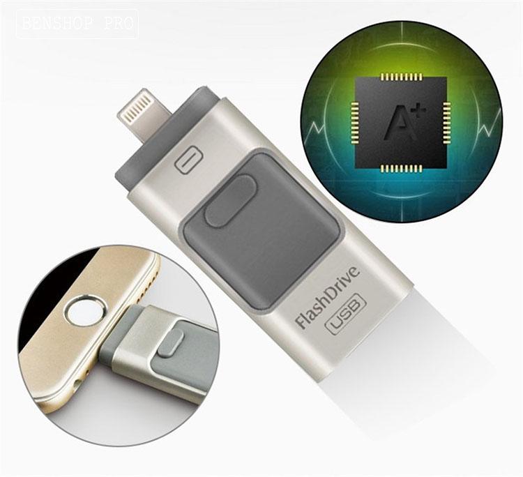 iUSB FlashDrive SOSMART 32G