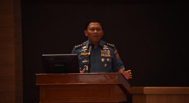TNI Tingkatkan Pembinaan Satuan Para Penegak Hukum
