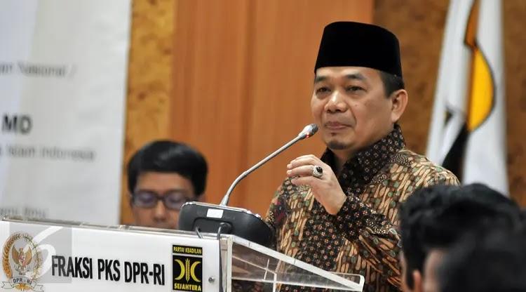 Ketua Fraksi PKS DPR Didaulat Lemhanas RI Untuk Bicara Ideologi Kebangsaan di Hadapan Kepala Daerah Se-Indonesia