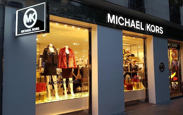 Tienda Michael Kors calle fuencarral