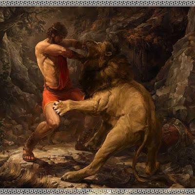 Eracle (Alcide), le origini del mito