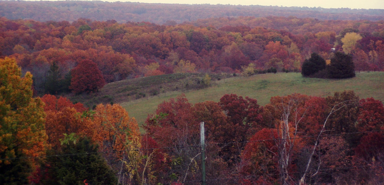 Ozark mountain family homestead autumn in the ozarks 2011 for Is there any homestead land left in america
