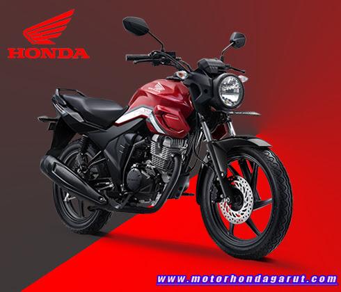 Tempat Kredit Motor Honda CB Verza Garut