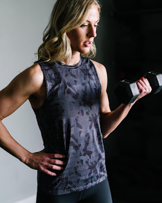 Black Camo Chill Tank RC
