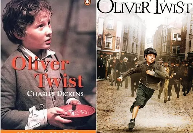Download E-Book of Dicken's Monumental Novel Oliver Twist