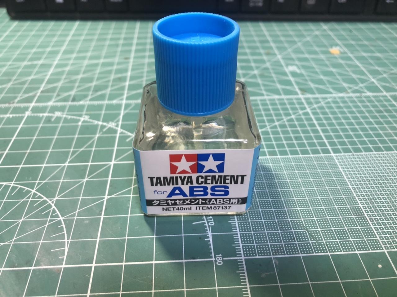 パテ ランナー プラスチックを溶かしてみたい②「ABS樹脂液体パテ」を自作します!