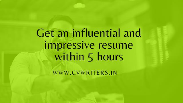 resume writing in hyderabad