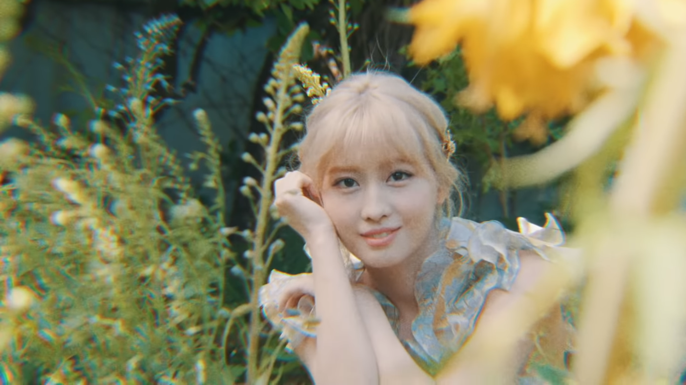 TWICE's Momo Beautiful and Enchanting in 'MORE & MORE' Video Teaser