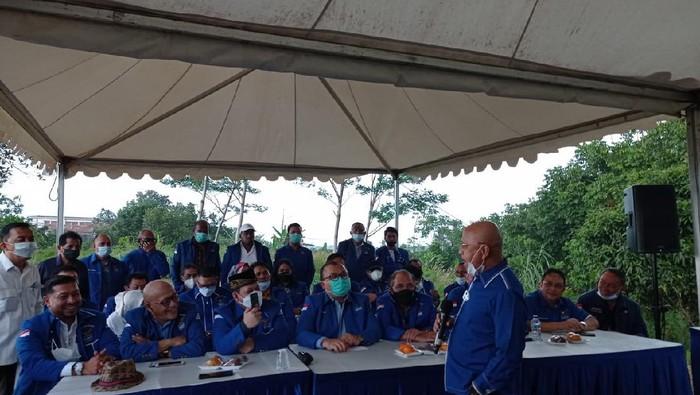 Ungkit Hambalang tapi Rangkul Nazaruddin, Kubu Moeldoko Bicara Soal Cuci Baju