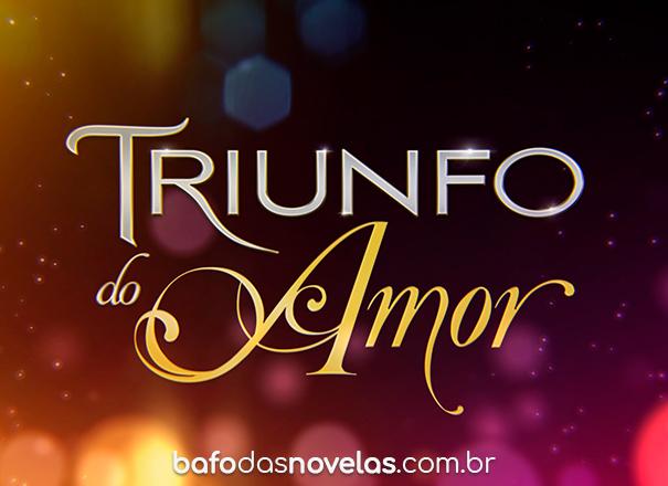 """SBT - Resumo Semanal da novela """"Triunfo do Amor"""" de 22 à 26 março 2021"""