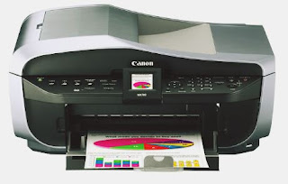 Canon PIXMA MX700 Printer Driver, Software Download