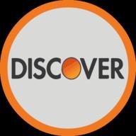 discover button outline