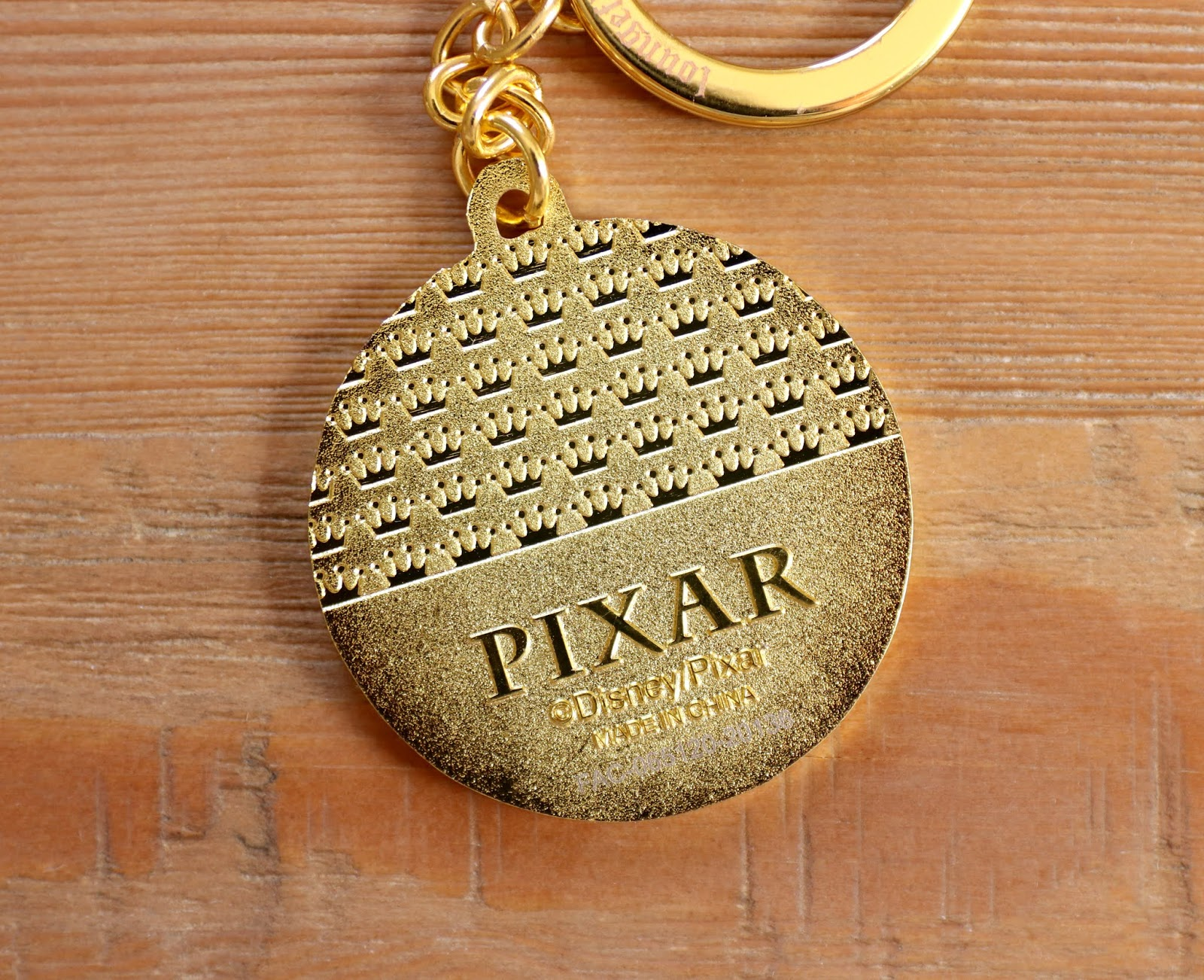 pixar ball loungefly boxlunch keychain