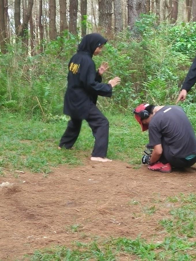 PENCAK SILAT BARRU dalam Ragam Indoneseia TRANS7