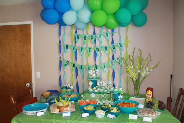 Cheap Birthday Party Ideas