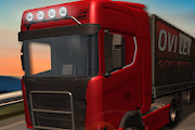 Euro Truck Driver 2018 v3.5 Apk Mod Money + Data