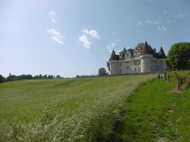Le château, balade contée a Monbazillac, malooka