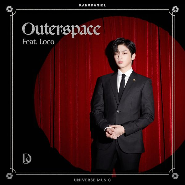 KANG DANIEL – Outerspace (feat. Loco) – Single