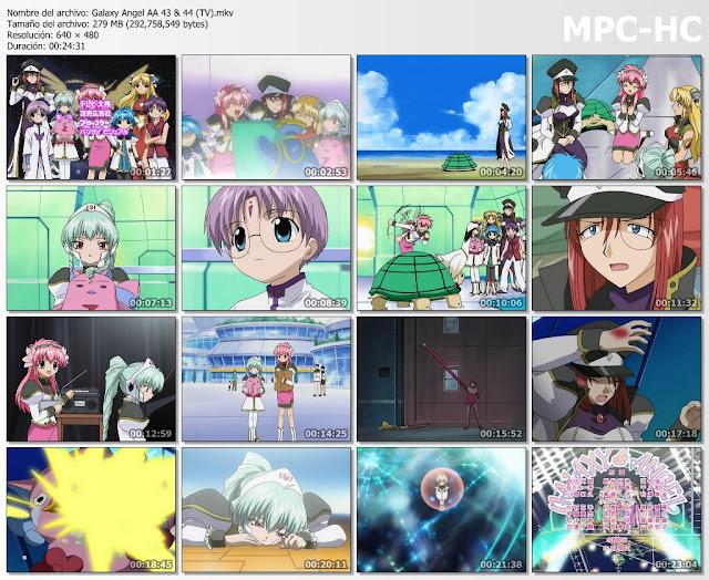 Galaxy%2BAngel%2BAA%2B43%2B%2526%2B44%2B%2528TV%2529 - Galaxy Angel AA (TV) [DVDrip] [Dual] [2002] [13/13] [352 MB] - Anime no Ligero [Descargas]