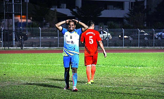 Agus Haryono, Pesepakbola Indonesia di Brunei Darussalam, Wijaya FC