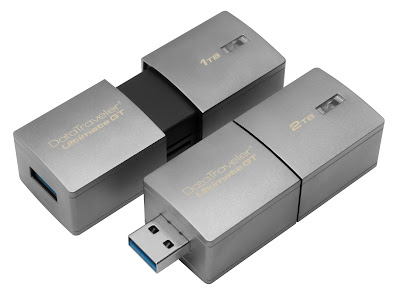 Kingston 2TB Flash Drive Is so far the biggest of them all