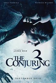The Conjuring 3 full movie download (2020) 360p, 480p and 720p leaked by tamilrockers and flimyhit