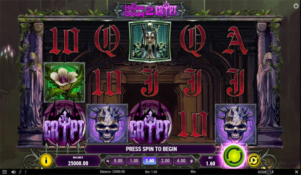 Main Gratis Slot Indonesia - House of Doom 2 Play N GO