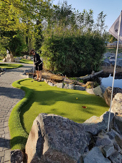 Jiggers Miniature Golf course at Thorpeness Golf Club & Hotel
