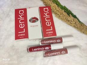 Review Lenka Lip Mousse Rhapsody Series