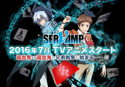 Servamp Episode 1-END Subtitle Indonesia