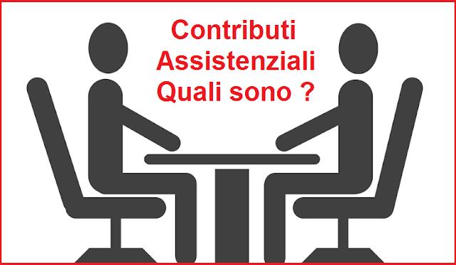 Calcolo contributi assistenziali: quali sono?