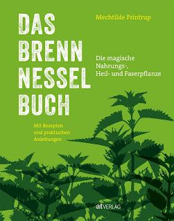 Cover des Sachbuchs: Das Brennnessel-Buch. Eine Rezension