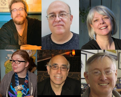 Comicpalooza 2015 Comic Book Guests - Simon Bisley, Peter David, Louise Simonson, Katie Cook, J.M. DeMatteis & Bob McLeod