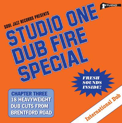 STUDIO ONE DUB FIRE SPECIAL (2016)