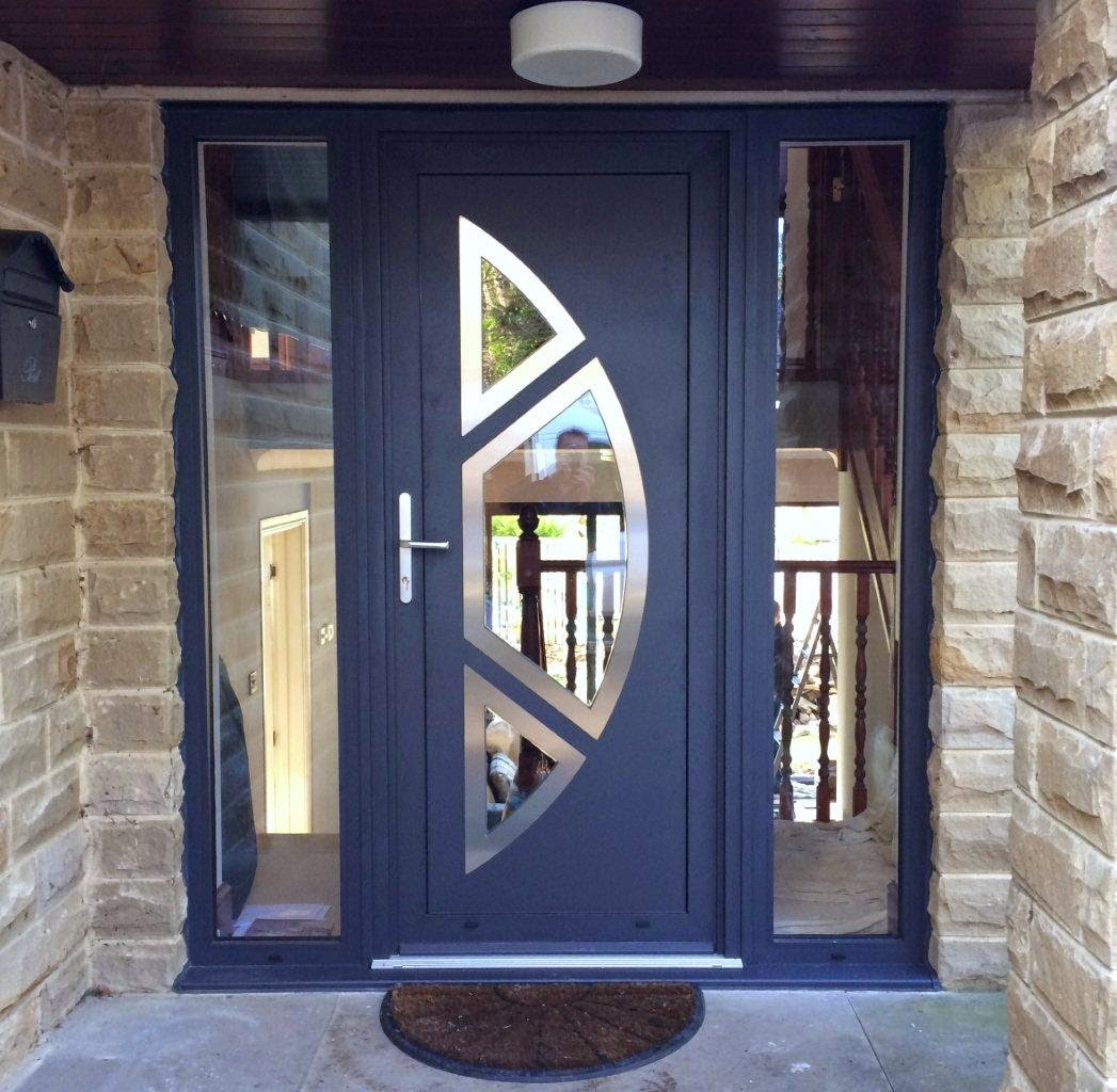 Marlin Windows: Aluminium Residential Entrance Doors