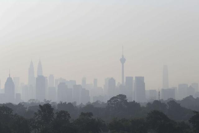 Jerebu di Malaysia berterusan hingga akhir bulan September