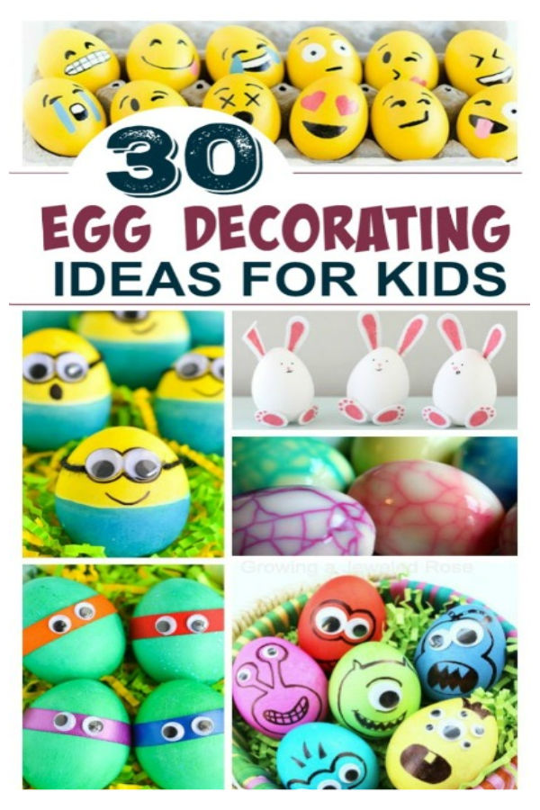 Egg Decorating Ideas Growing A Jeweled Rose
